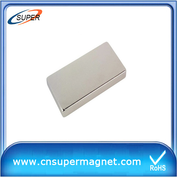 18*10*5mm Neodymium Block Magnets/Performance Sintered NdFeB Magnet