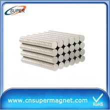 Low price 42M Sintered Neodymium disc magnet