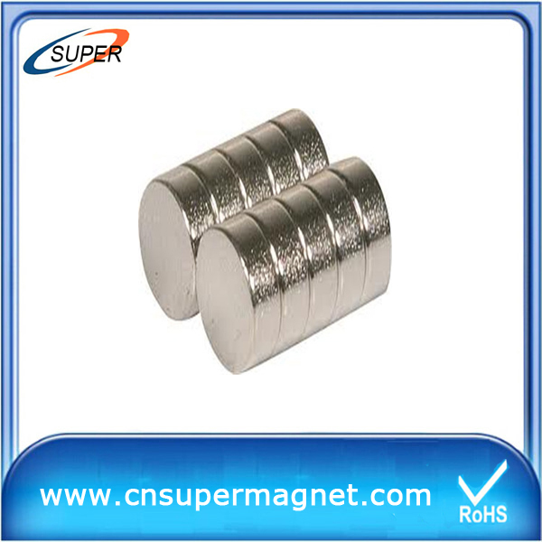 Promotional 50*25mm Neodymium Disc Magnet For Sale