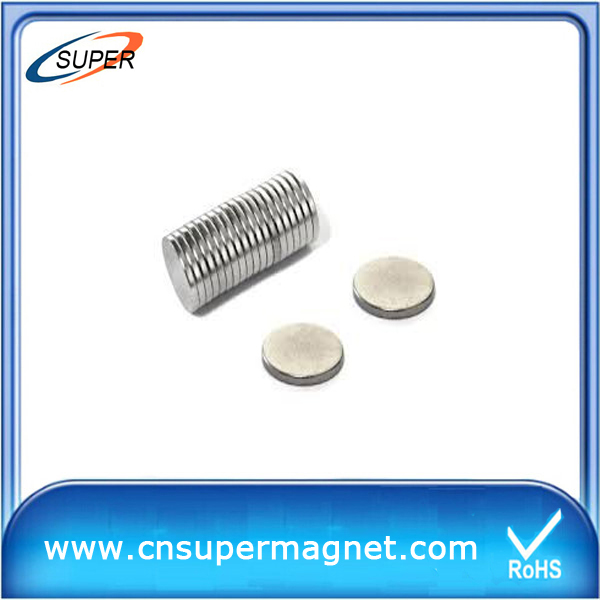 Promotional 5*3mm Neodymium Disc Magnet For Sale