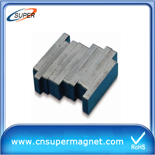 High Quality Block ferrite magnet for speaker
