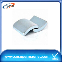 Strong Neodymium magnet arc for motor
