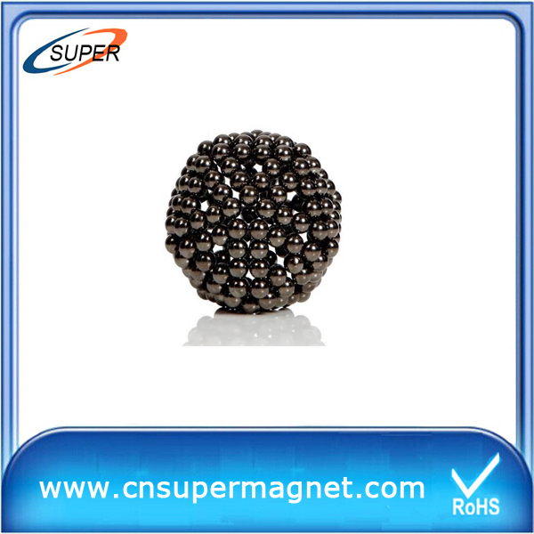 Buckyball,Educational Toy Style and NdFeB Material magnet ball sets