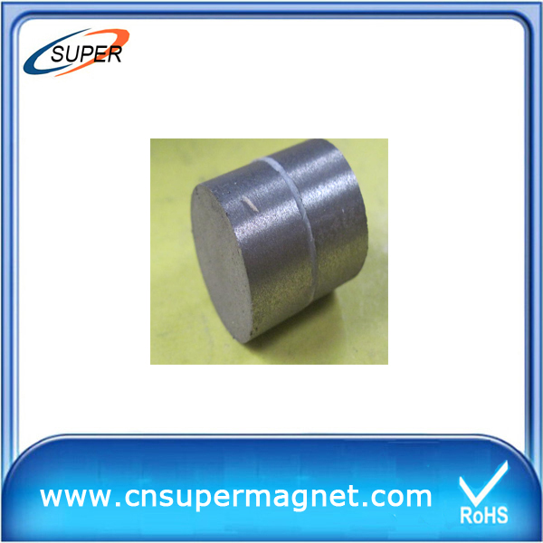 High Quality D12*10mm SmCo Permanent Magnet