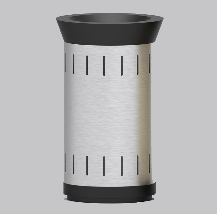 Outdoor large capacity waste can HW-505
