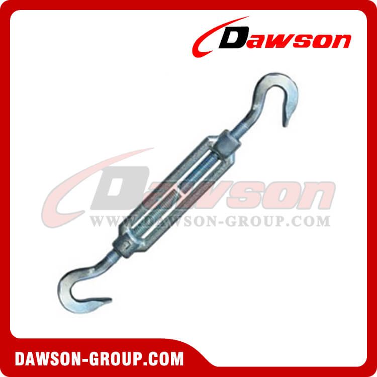 DIN 1480 Hook & Hook Turnbuckle