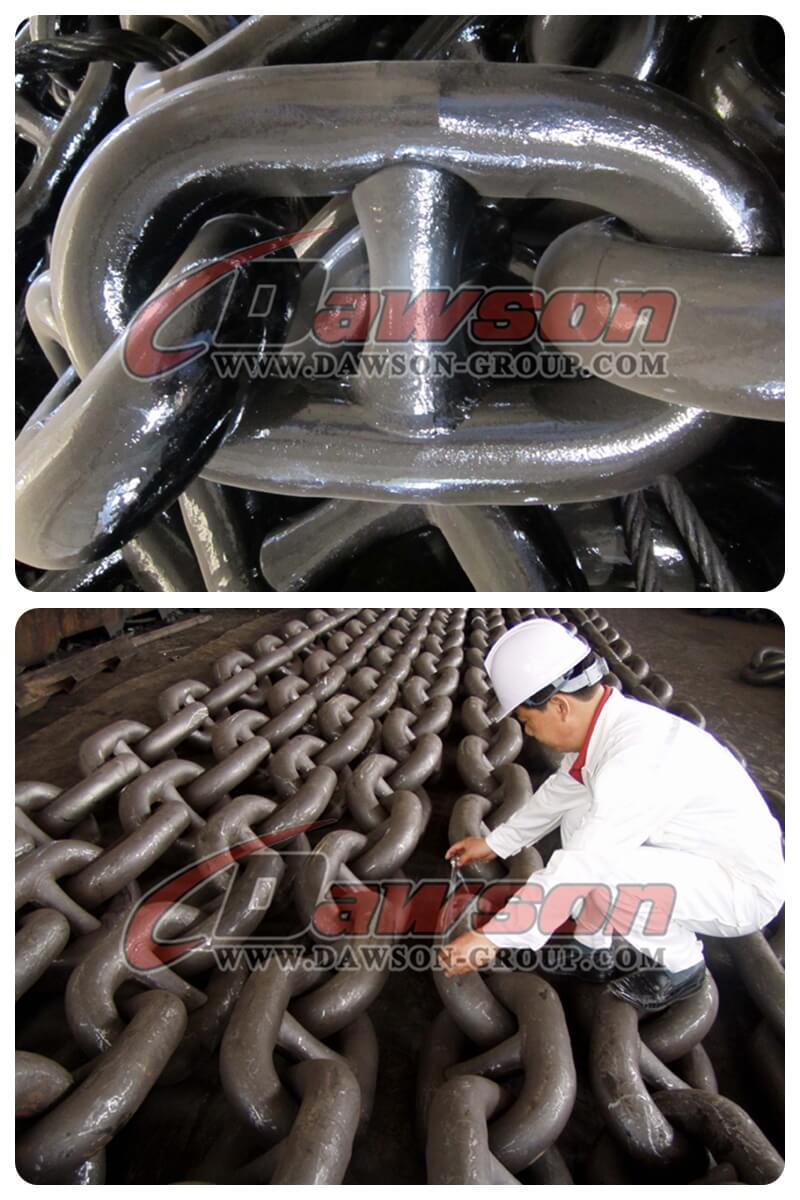 Stud Link Marine Anchor Chain - China Supplier