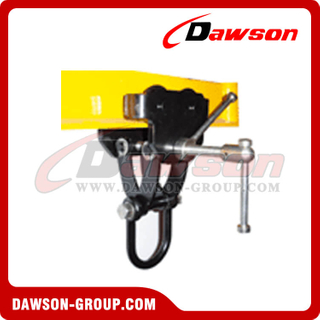DS-TCSP Type Push Trolley Clamp with Shackle