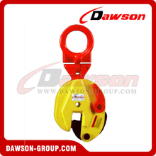 DS-CDD Type Vertical Plate Clamp with Safety Lock