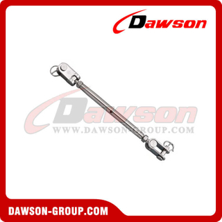 Stainless Steel Turnbuckle (Closed Body) Toggle & Toggle