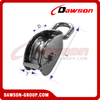Stainless Steel Pulley Block with Single Cast Sheave