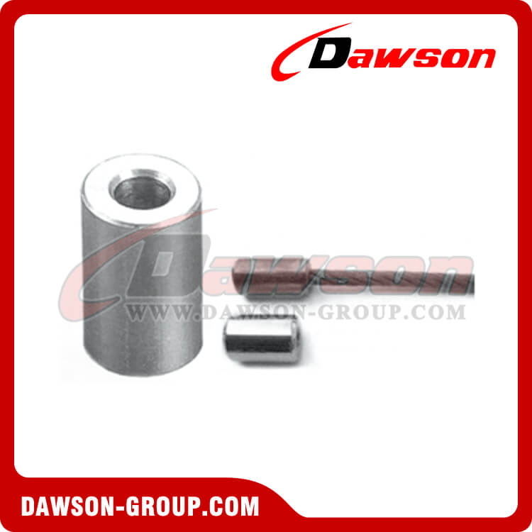 Wire Rope Steel Stop Buttons - China Manufacturer, Supplier, Factory ...