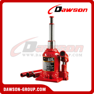 DSTF0202 2 Ton Bottle Jacks American Series