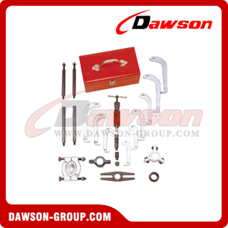 DSTD709 23PC Hydraulic Gear Puller Set