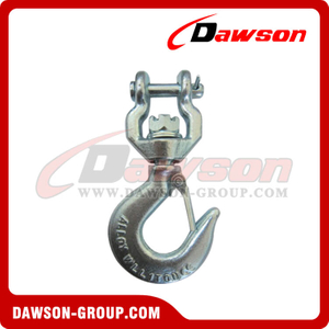 DS790 Alloy Steel Hook with Shackle