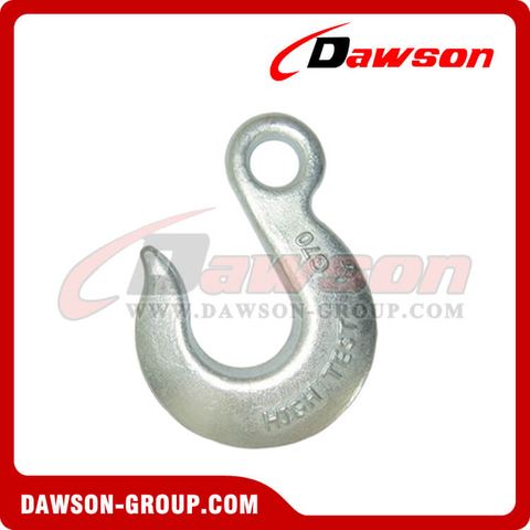 DS126 G70 and G43 Forged Eye Slip Hook
