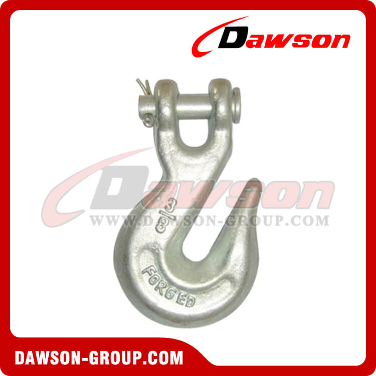 DS123 G70 and G43 Forged Clevis Grab Hook for Lashing