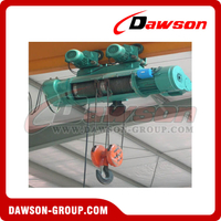 Single Speed Hoist Lifting Industry Electric Wire Rope Hoist