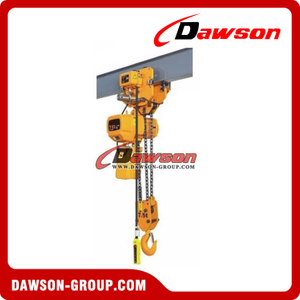 Electric Chain Hoist 7.5ton for Workshop