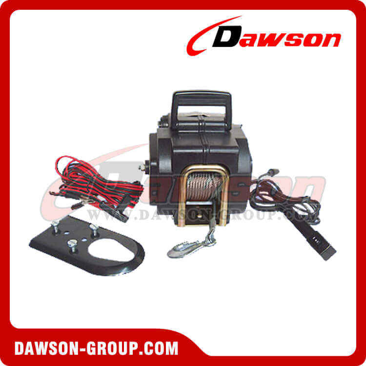 Boat Trailer Winch Electric Winch, Electric Winches - China
