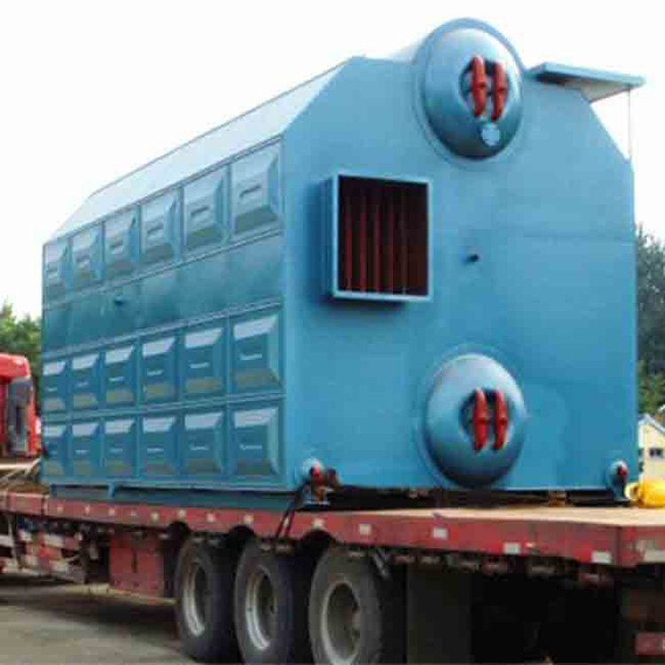 EPCB ISO Certificated China Combi Solid Fuel 6Ton Palm Shell Boiler