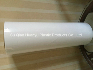 Polietilen Putih Shrink Film Colored Shrink Wrap