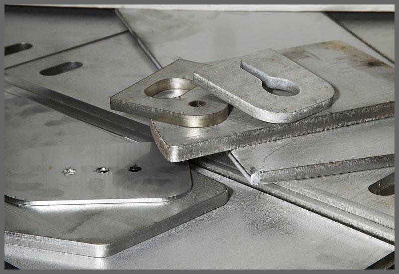 Metal Laser Cutting Samples Dekcel Cnc