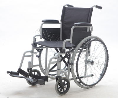 YJ-005M Economy Steel Manual Wheelchair