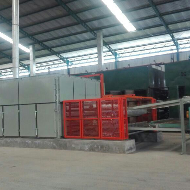 Plywood Core Veneer Roller Dryer/Plywood Veneer Production Line