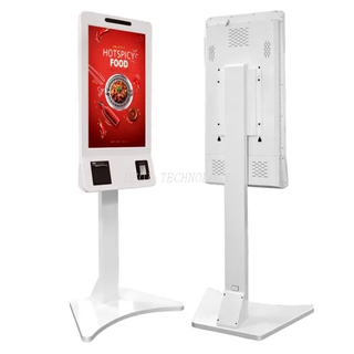 Hot Sale Self-Service Terminal Payment Printing Self Ordering Kiosk for Mall Food Kiosk