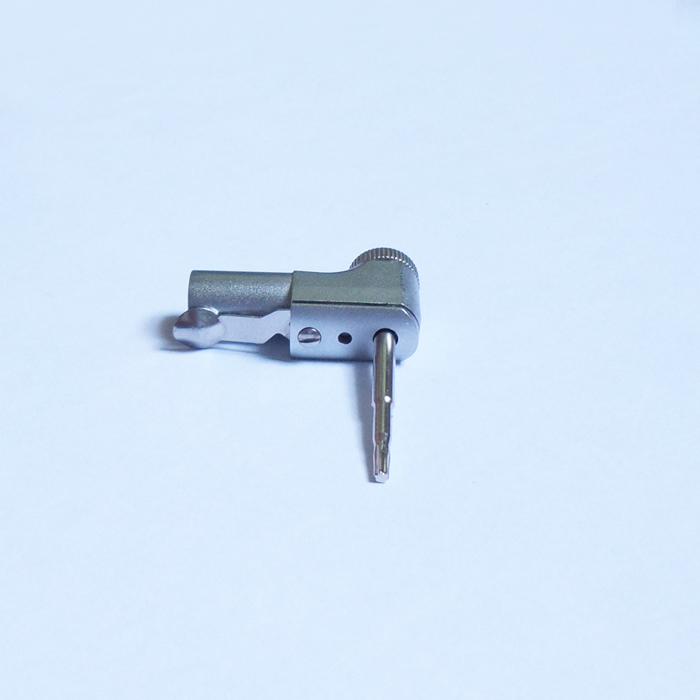 Latch type Dental stainless screwdriver bits unigrip Trox T5