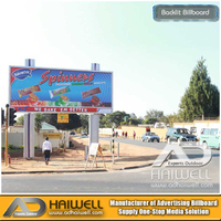 Outdoor Billboard Bulletin Advertisng Board