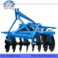 Offset Disc Harrow