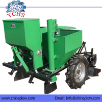 Double Rows Potato Planter