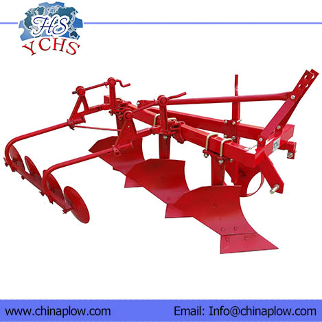 Share Plow With Soil Packer