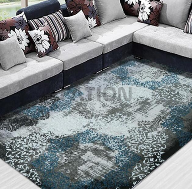 Tradition Design Area Rug Polypropylene Floor Carpet