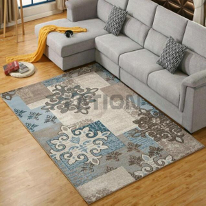 Polypropylene Anti-slip Area Rug