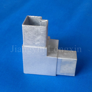 Aluminium Casting for Construction Connection