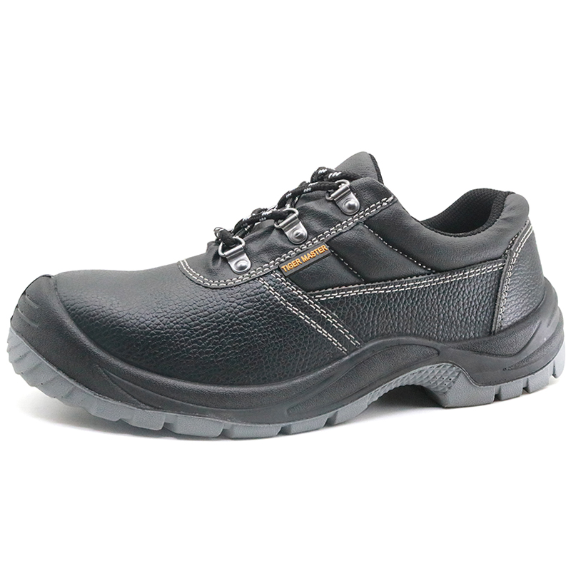 CE Approved Steel Toe Puncture Proof Construction Site Work Shoes