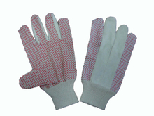 PVC Dotted garden Working Gloves