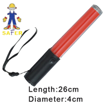 high quality led warning light bar and police traffic baton