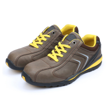 SRS003 cemented sport hiking safety shoes men