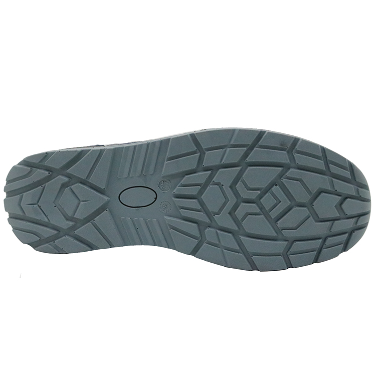 SP005 low MOQ steel toe sport work safety shoes