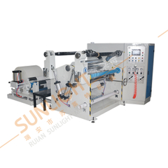 Straw Paper Slitting Machine