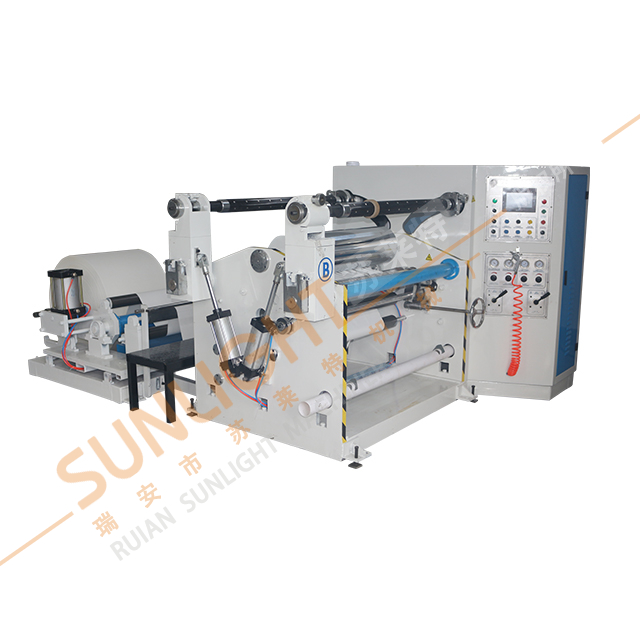 Ruian Sunlight Machinery Co Ltd Mail: Strohpapier-Schneidemaschine Aus China