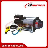 DS-KDJ-15000L 15000lbs 12V DC CE Approval Electric Winch with Remote Control for Boat