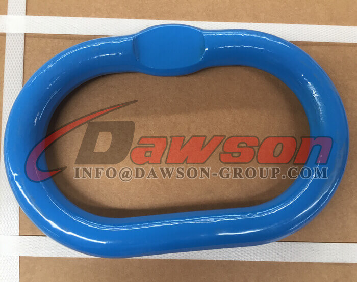 DS1013 G100 Forged Master Link for Lifting Chain Slings - Dawson Group Ltd. - China Manufacturer Supplier, Factory