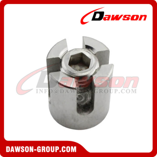 Stainless steel Cross wire rope clip