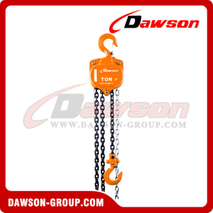 DS-HSZ-A 622 Series Chain Block for Installing of Machinery