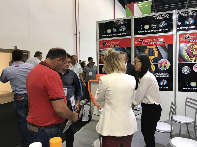Brazil Feicon Batimat 2019 Show - China Manufacturer